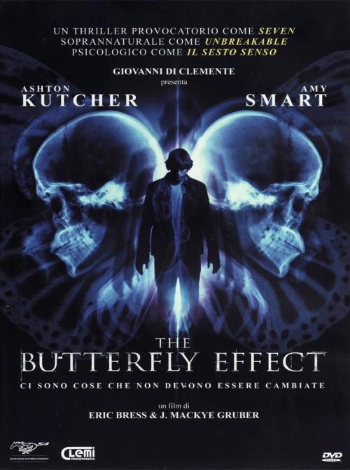 Efekt motyla / Butterfly Effect, The (2004) recenzja